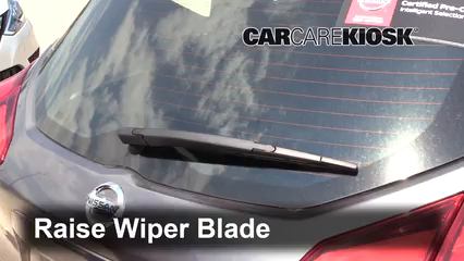 2019 Nissan Kicks S 1.6L 4 Cyl. Windshield Wiper Blade (Rear)