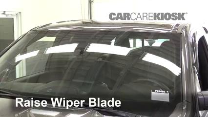 2019 Ram 1500 Big Horn 5.7L V8 Crew Cab Pickup Windshield Wiper Blade (Front)