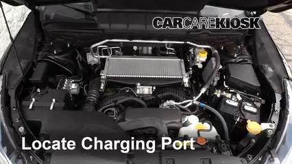 2019 Subaru Ascent Premium 2.4L 4 Cyl. Turbo Aire Acondicionado
