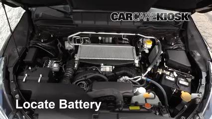 2019 Subaru Ascent Premium 2.4L 4 Cyl. Turbo Batería Cambio