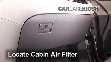 2019 Toyota Sienna XLE 3.5L V6 Air Filter (Cabin)