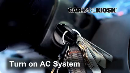 How to Add Refrigerant to a 2001-2009 Volvo S60 - 2008 Volvo