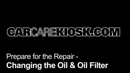 Oil & Filter Change Lincoln MKZ (2013-2017) - 2013 Lincoln MKZ 2.0L ...