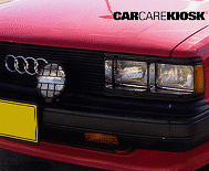 Audi Coupe 1984