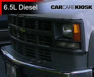 2000 Chevrolet K3500