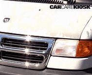 Dodge Ram 1500 Van 2002