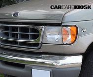 2001 Ford E-150 Econoline Club Wagon