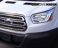 Ford Transit-350 HD 2016