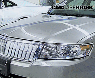 Lincoln MKZ 2010